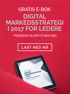Digital markedstrategi cta