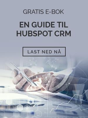 En-guide-til-hubspot-CRM