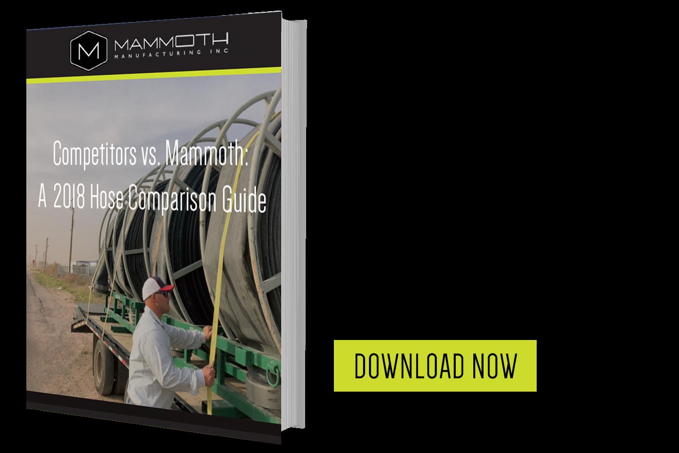 Competitors vs Mammoth: A 2018 Hose Comparison Guide