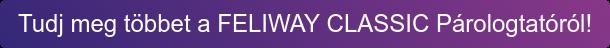 Tudj meg többet a FELIWAY CLASSIC Párologtatóról!