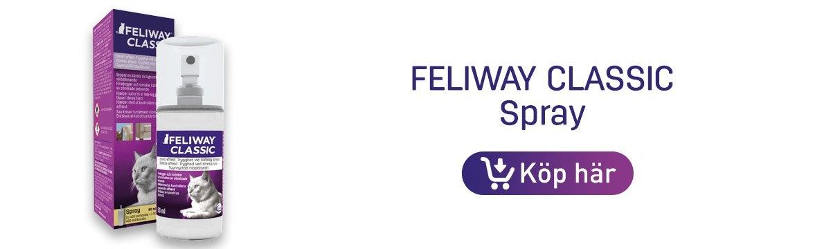 Köp FELIWAY CLASSIC Spray här