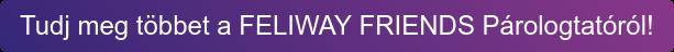 Tudj meg többet a FELIWAY FRIENDS Párologtatóról!