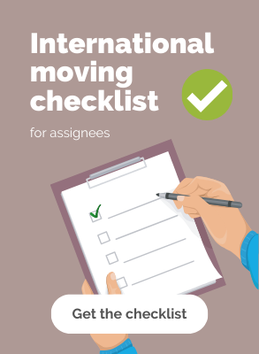 International Moving Checklist For Assignees