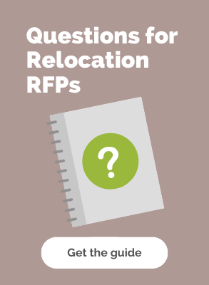 Questions For Relocation RFP's