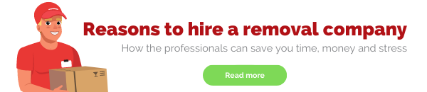 Check out our top reasons to hire a removal company