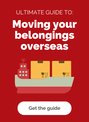 Moving Your Belongings Overseas