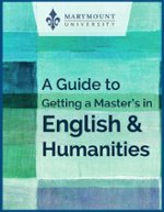 A Guide to Getting a Master's in English & Humanities