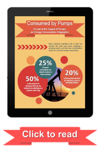 Consumed by Pumps Infographic for polymer wear components