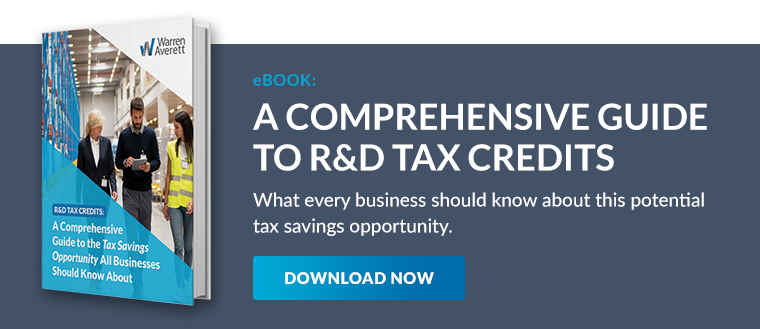 R&D Tax Credits Guide