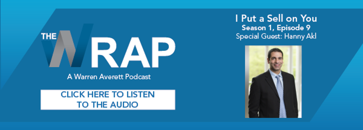 The Wrap Podcast S1, E9 CTA