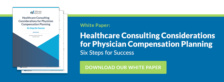 wa-physician comp planning