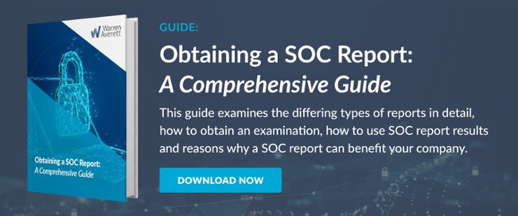 Obtaining an SOC Report - Download the Guide!