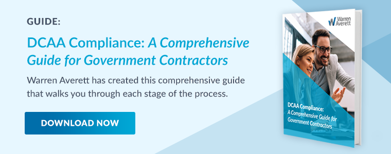 Guide: DCAA Compliance - A Comprehensive Guide for Government Contractors