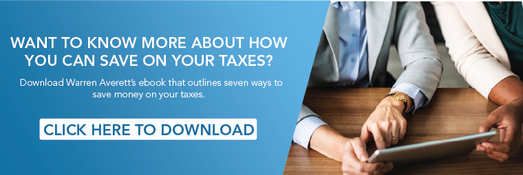 Seven ways to save on your taxes