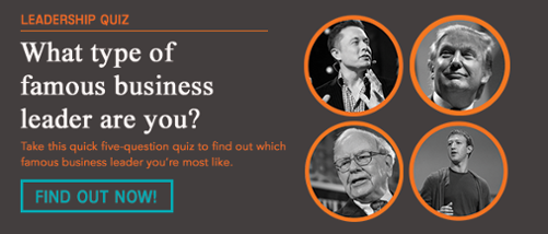 business leader quiz