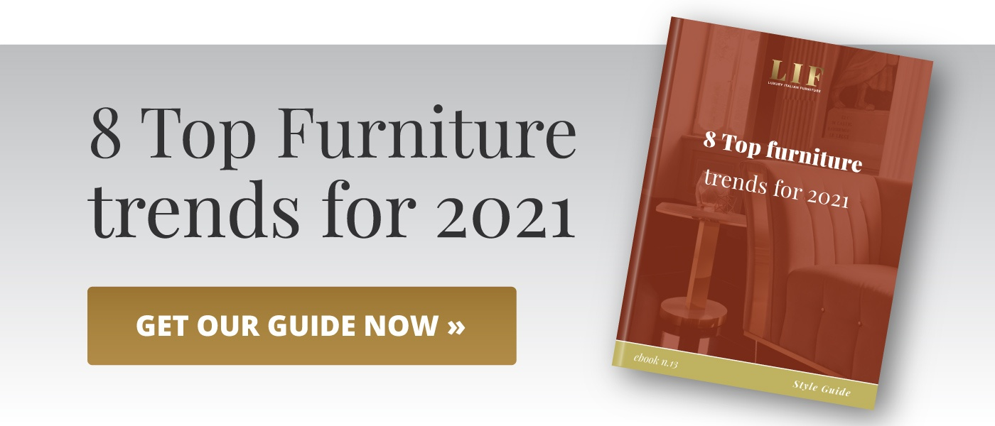 """Download """"8 Top furniture trends for 2021"""" guide!"""