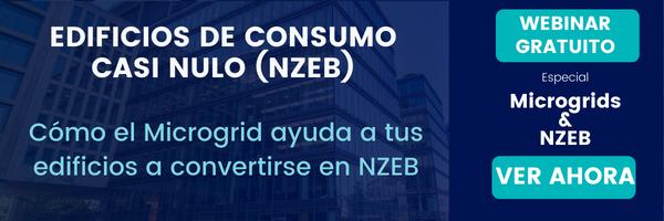 Edificios de Consumo Casi Nulo o NZEB [Webinar]