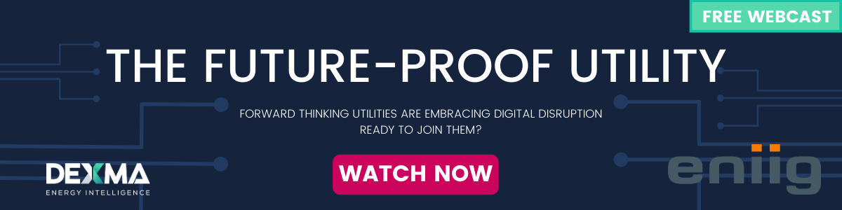 utilities digital transformation