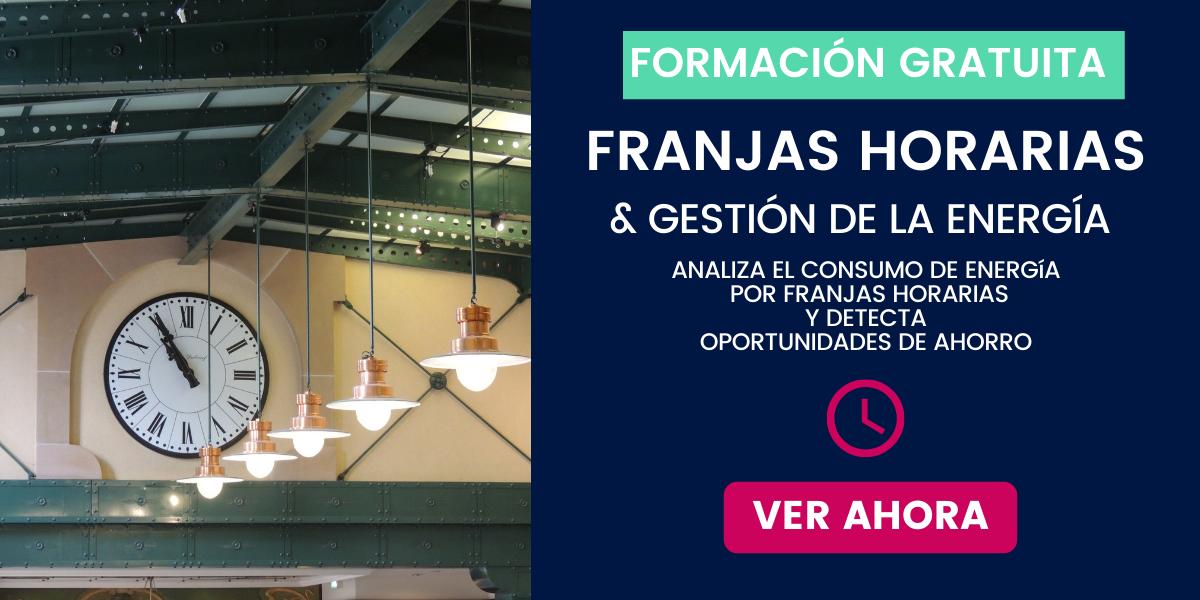 Gestión energética por Franjas Horarias