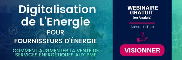 Digitalisation de l'Énergie pour Utilities DEXMA
