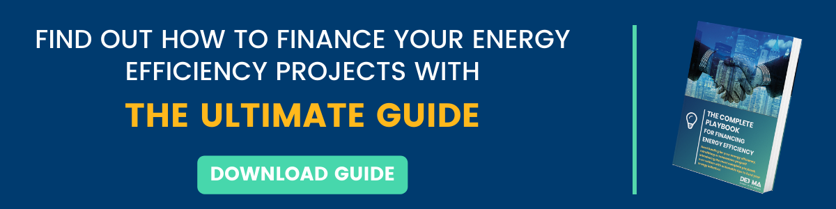 Finance your energy efficiency projects
