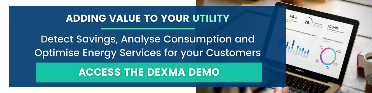 Energy management solution for utilities