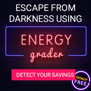 Take the Energy Grader and discover your savings potential!