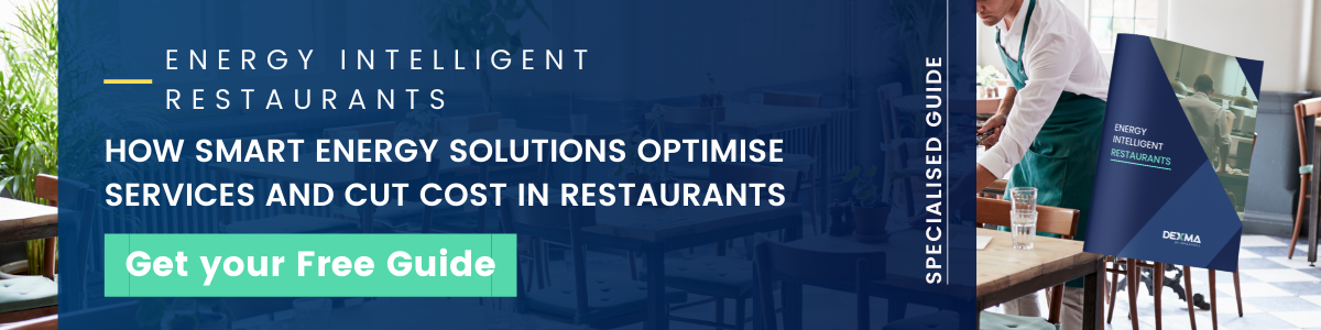 Energy Intelligent Restaurants