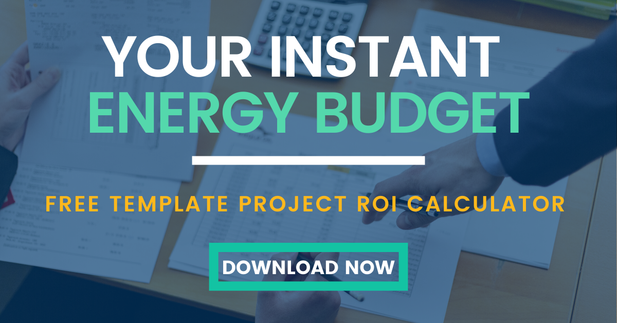 energy budget planning template