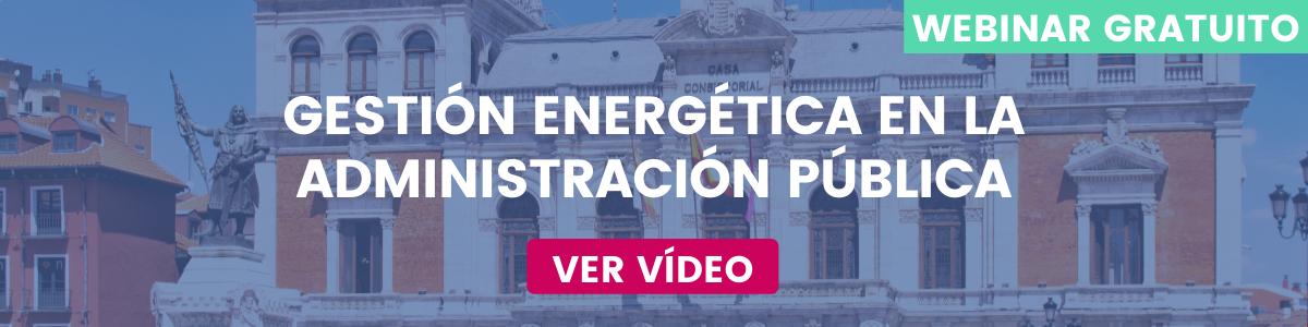 ¡Reserva tu plaza y aprende las mejores prácticas de ahorro energético en ayuntamientos!