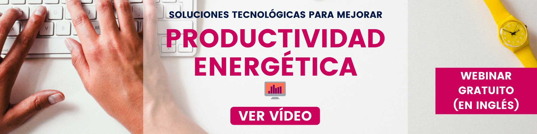 Productividad Energética EP100 Climate Group webinario