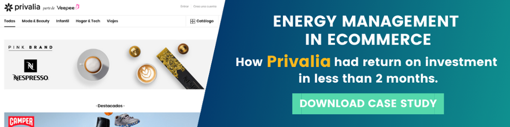 Energy management in Ecommerce - Privalia