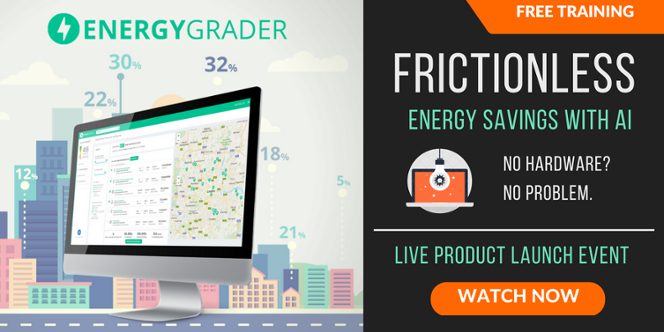 energy savings in the cloud energygrader energy insights