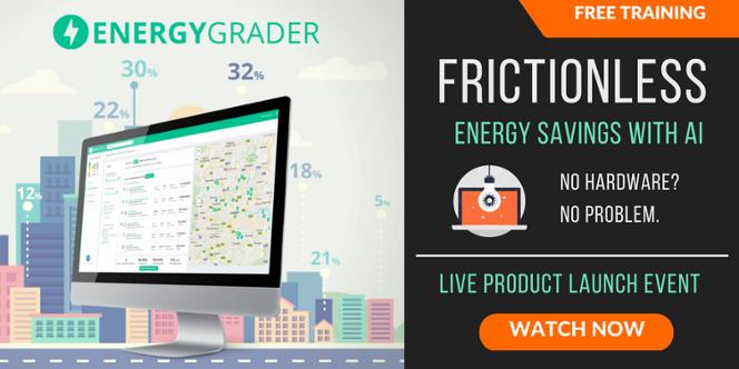 energy savings in the cloud energygrader energy insights