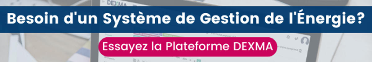 DEXMA Software de Gestion de l'Énergie
