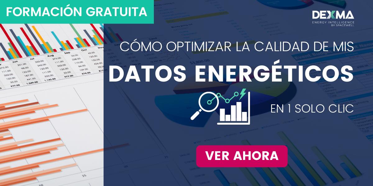 optimizar la calidad de los datos energéticos