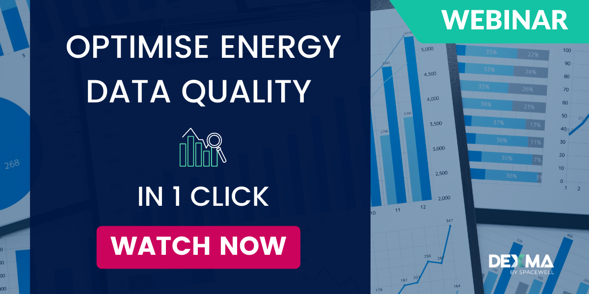 energy data quality management