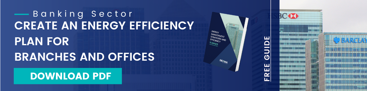 CREATE AN ENERGY EFFICIENCY  PLAN FOR BRANCHES AND OFFICES