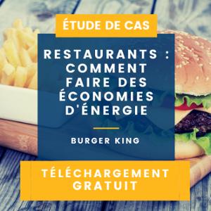Comment faire des économies d'énergie dans les restaurants