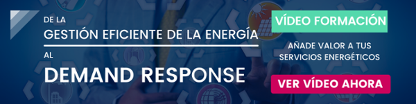 Demand Response webinar watch gestion de la demanda electrica