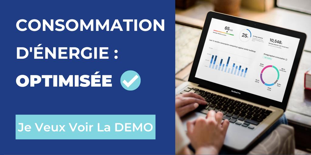 DEMO Software de gestion de l'énergie DEXMA