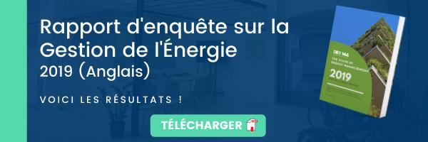 Tendances dans le Secteur de l'Énergie 2019