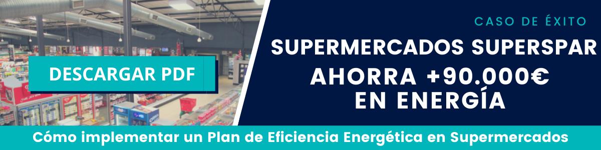 eficiencia energética en supermercados