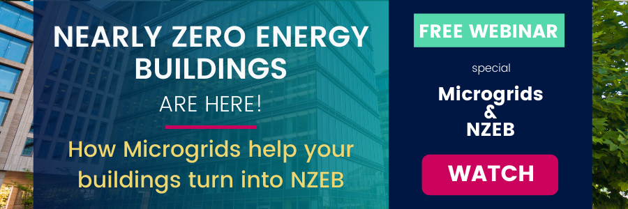 Microgrid and Nearly Zero Energy Buildings [Webinar]
