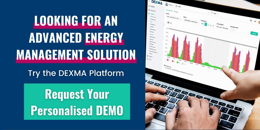 Personalised DEXMA Energy management platform DEMO