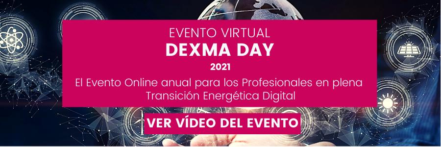 DEXMA Day - Evento para Profesionales de la Energía