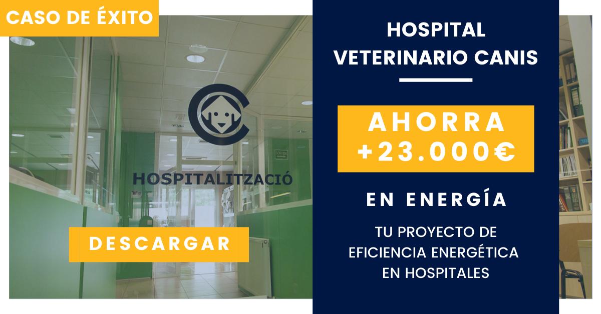 Plan de Eficiencia energética en hospitales