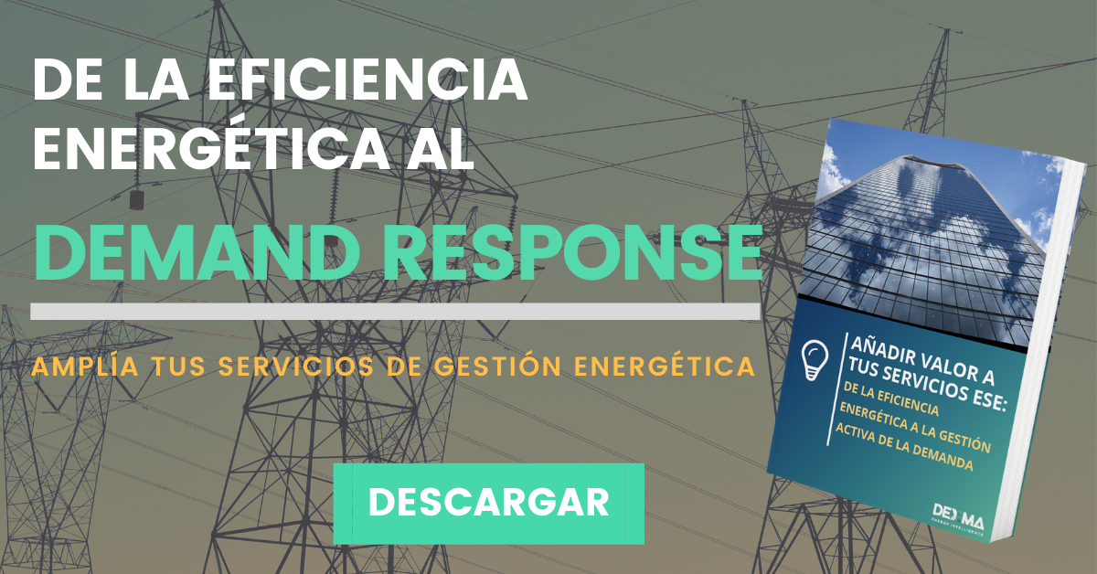 ¿Qué es Demand Response? Guía gratuita sobre gestión activa de la semanda