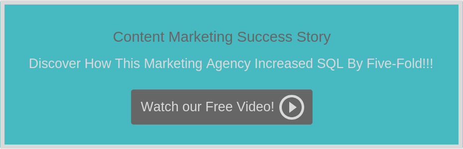 Marketing agency content marketing success story forMarketer