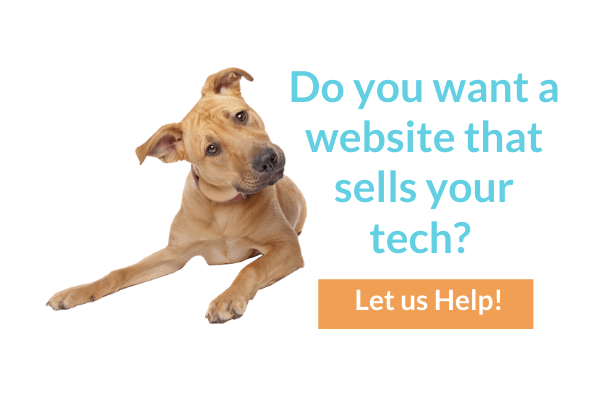Let us help you build a cool website!